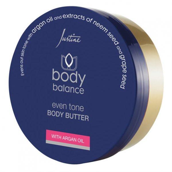 Body Balance Even Tone Body Butter