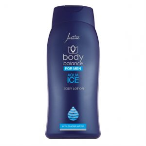 Body Balance For Men Aqua Ice Body Lotion