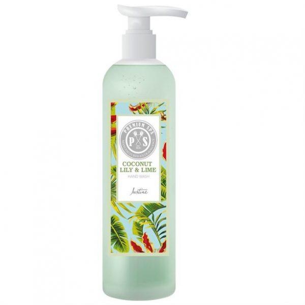 Spa Coconut Lily & Lime Hand Wash