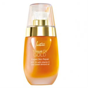 Tissue Oil Gold SPF 25