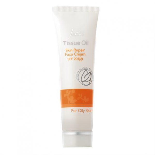 Tissue Oil Face Cream SPF 20 for Oily Skin