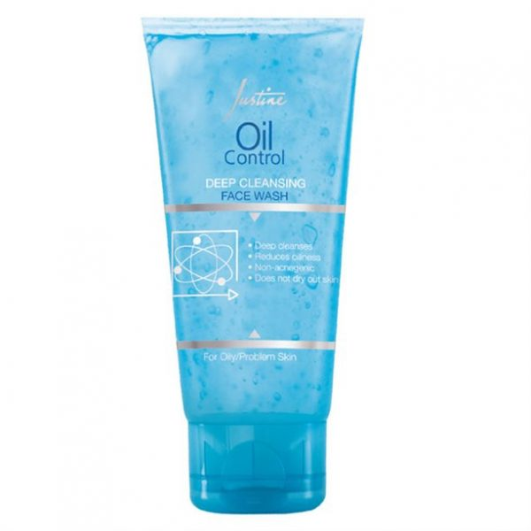 Oil Control Deep Cleansing Face Wash