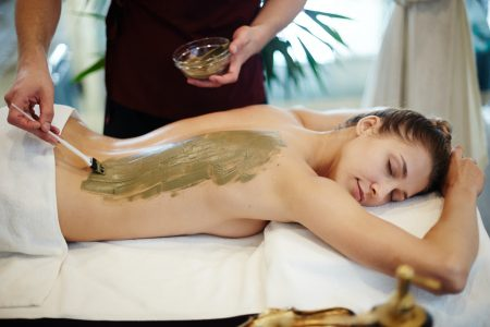 Mud Treatments in SPA